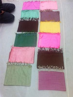 Pashmina scarfs gallery
